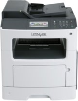 LEXMARK MX410de Laser Multifunctional Colour Printer-Copier-Scanner