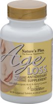 Nature's Plus® Ageloss ™ bi-layered tablets, age defying complex, 60 tabletten