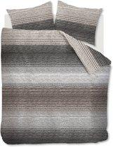 At Home Subtle - Dekbedovertrek - Eenpersoons - 140x200/220 cm - Natural