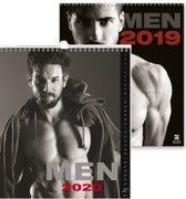 Erotiek C276-19-20 Kalender 2019 2020 Knappe mannen