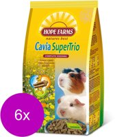 Hope Farms Cavia Supertrio - Caviavoeding - 1 kg