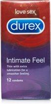 Durex Intimate Feel Condooms - 12 stuks