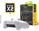 Steelplay Play & Charge Kit Twin Batteries