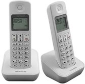 Thomson Mica - Duo DECT telefoon - Wit