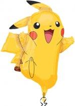 Pokemon folie ballon Pikachu
