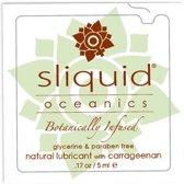 Organics Oceanics Glijmiddel Kussen 5 ml Sliquid 913