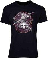 Assassin's Creed Odyssey Alexios Destiny T-Shirt Zwart, Maat:  XXL