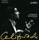 Sergiu Celibidache: The Berlin Reco