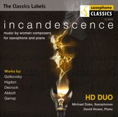 Incandescence Music By Women Compo