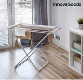 InnovaGoods 4899888114611 droogrek Electric drying rack Grijs