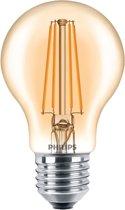 Philips Classic LEDBulb D 7.5-48W A60 E27 820 Flame Goud Dimbaar