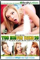 Erotiek - Reality Junkies Too big for Teens 20