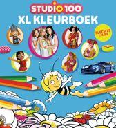 Studio 100 : kleurboek extra large
