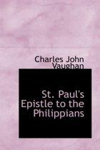 St. Paul's Epistle to the Philippians