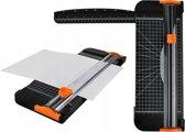 Papier Snijmachine - Hendel A3/A4 Rolsnijmachine Rolsnijder - Foto Snijder Snij-Apparaat