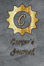 Carter's Journal