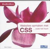 Websites opmaken met CSS