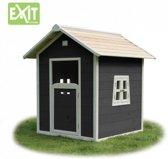 Speelhuis EXIT Beach 100 Houten speelhuisje  zwart - Limited Edition