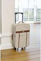 Luxe Trendy Reiskoffer trolley Trolleykoffer urban minimalistische koffer