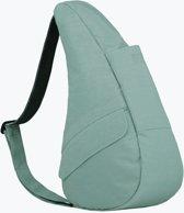The Healthy Back Bag Textured Nylon Small Aqua 6303-AQ