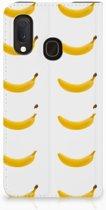 Samsung Galaxy A20e Flip Style Cover Banana