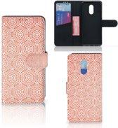 OnePlus 7 Telefoon Hoesje Pattern Orange