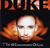 Ten Commandments Of Love