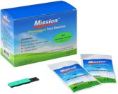 Mission HDL test strips