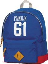 Franklin & Marshall - Rugzak - Blauw