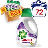 Ariel Color & Style - Kwartaalbox 72 Wasbeurten - Vloeibaar Wasmiddel