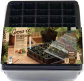 Grow-it Kweekkas 40 vakjes + Tray kap - 3st