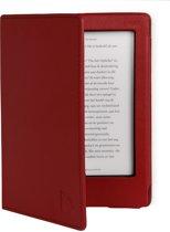 Gecko - Luxe Beschermhoes voor Kobo Aura H2O (Rood)