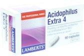 Lamberts Acidophilus Extra 4 - 60 Capsules