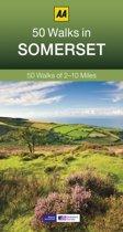 50 Walks in Somerset