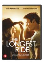 DVD cover van The Longest Ride