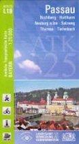 Passau 1 : 25 000. Rad- und Wanderkarte
