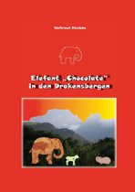 Elefant ''Chocolate'' in den Drakensbergen