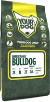 Yourdog amerikaanse bulldog hondenvoer senior 3 kg