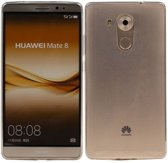 Transparant TPU case voor de Huawei Mate 8 case hoesje