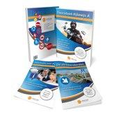 Motor Theorieboek Rijbewijs A Nederland 2020 - Met CBR Informatie en Verkeersborden (NIEUW!)