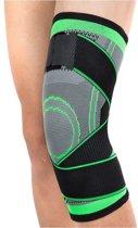 Knie band - Knie Versterking - Orthopedische kniebrace voor kruisband - Knieband voor meniscus - Kniebeschermer - Knie brace patella - Compressie kniebandage blessure
