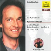 Beethoven: Quartets, Op. 18 No. 1-6