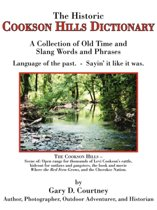 The Historic Cookson Hills Dictionary