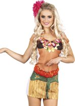 3 stuks: Fotorealistisch shirt - Hawaiian meisje - Small
