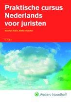 Praktische cursus Nederlands voor juristen