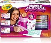 Crayola Marker Airbrush - Roze
