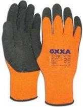 Thermo werk handschoenen Oxxa X-Grip-Thermo 51-850 maat 10/L