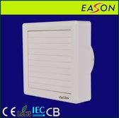 Eason Matic Ventilator met Vochtsensor en Timer - 150 m³ x ø 120 mm – Wit