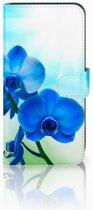 Samsung Galaxy E7 Uniek Ontworpen Hoesje Orchidee