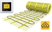 MAGNUM Mat - Set 1 m² / 150 Watt, Elektrische Vloerverwarming